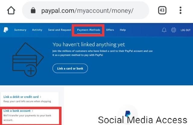 Bank Account Verification