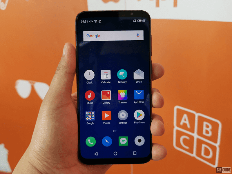 Sale Alert: Meizu C9 and Meizu 16th are on sale at Shopee only for today!
