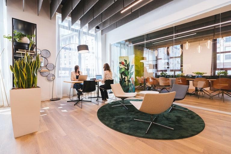 espacios de trabajo flexible en madrid