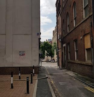 Invader MAN_15 in Manchester