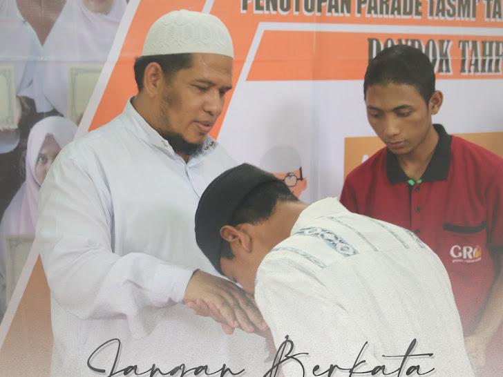 Jangan Berkata Uff (Ahh) kepada Orang Tua