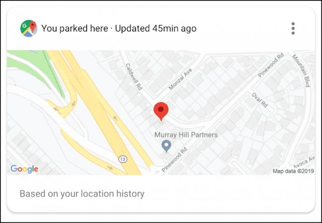 تطبيق مساعد غوغل سيتذكر بعد اليوم تلقائيًا بالمكان الذي أوقفت فيه سيارتك