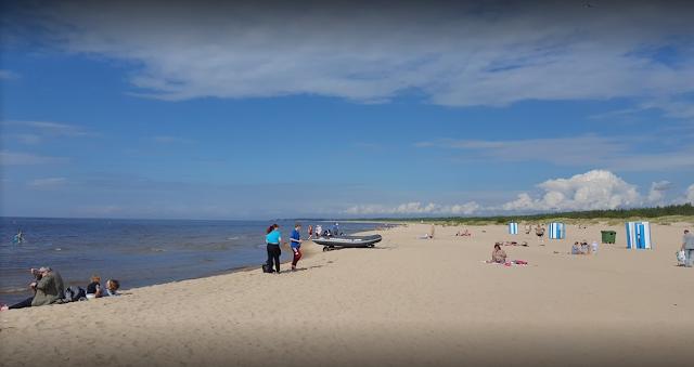 Nudist beach Bolderaj Vakabulli