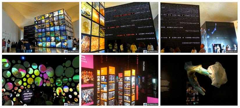Terra - O que fazer no Museu do Amanhã, Rio de Janeiro