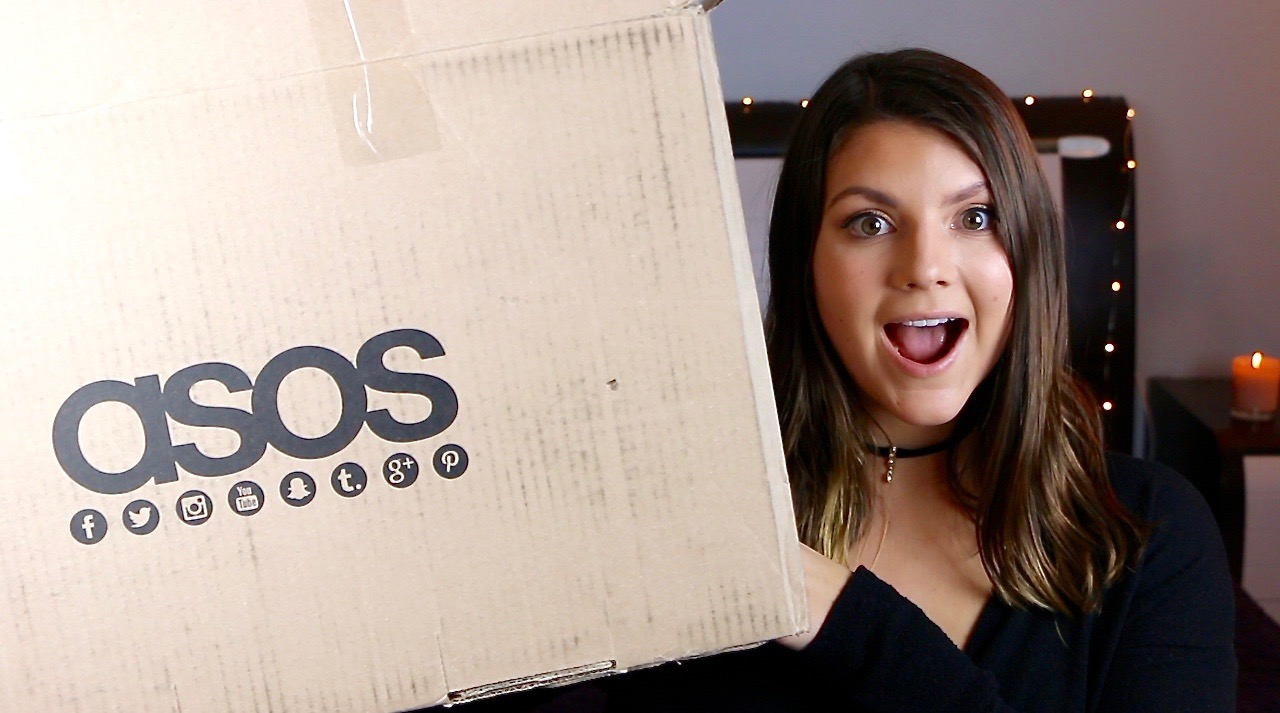 ASOS Try-On Haul…Shopping For Paris