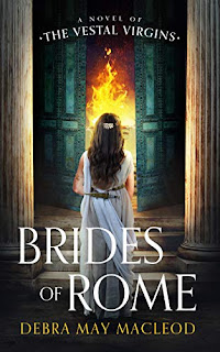 ARC Review: Brides of Rome by Debra May MacLeod