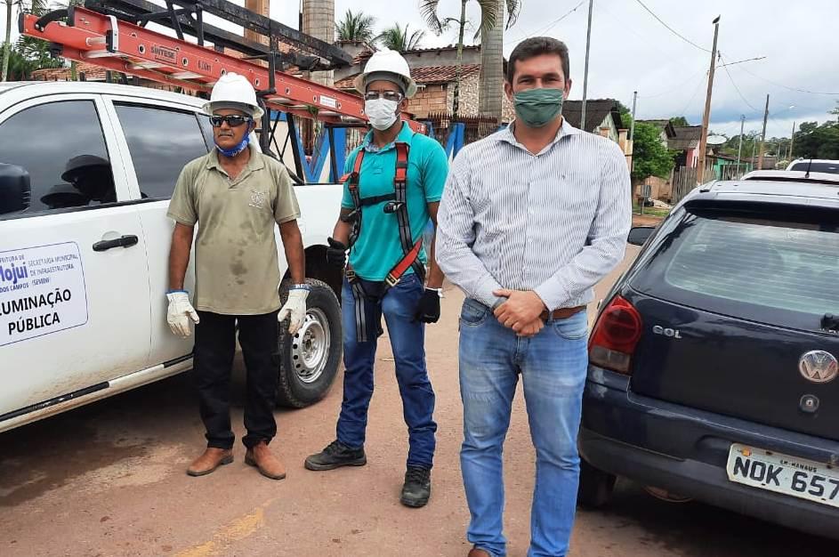 Sintepp ajuíza ação contra prefeito de Mojuí por não pagar salário integral