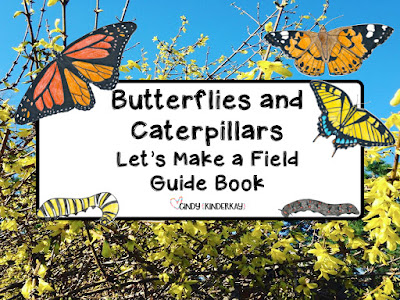 https://www.teacherspayteachers.com/Product/Butterflies-and-Caterpillars-Lets-Make-a-Field-Guide-Book-Science-Packet-233543