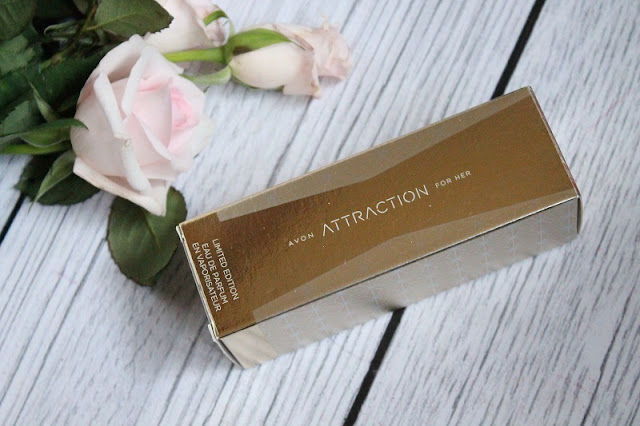 Avon Attraction for her woda perfumowana