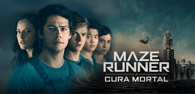 Maze Runner 3, a cura imortal, uma garota chamada sam