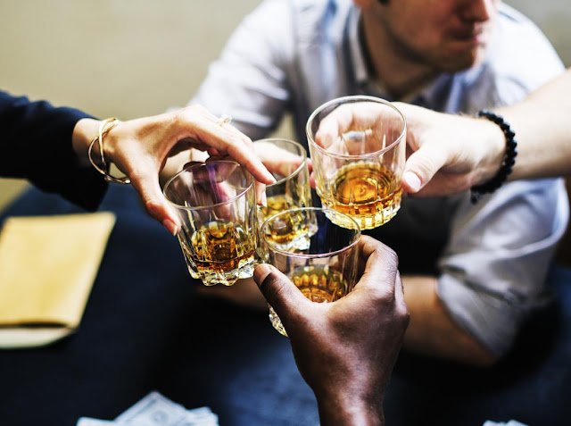 Signs Symptoms Of Chronic Alcoholism