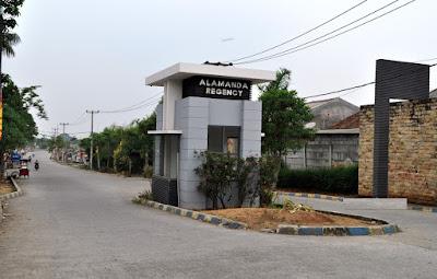 Perumahan Alamanda Regency -  Rumah Tambun Bekasi