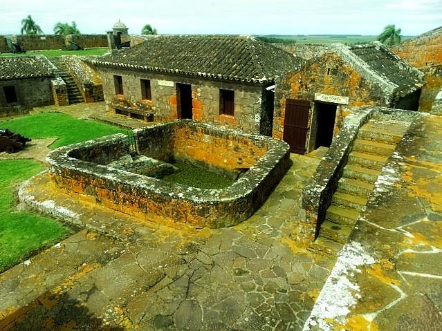 Fuerte de San Miguel, no Chuy