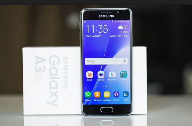 Spesifikasi dan Harga Samsung Galaxy A3 2016 Terkini