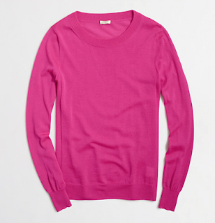 J Crew Sawyer Sweater