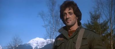 Acorralado - First blood - Sylvester Stallone - Rambo - Cine bélico - el fancine - el troblogdita - ÁlvaroGP