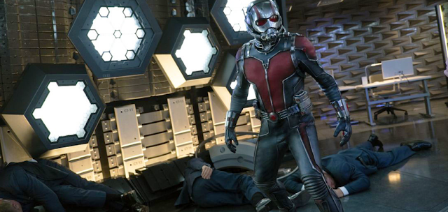 Paul Rudd este super-eroul Ant-Man