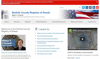 Register O'Donnell Promotes Foreclosure Assistance Programs