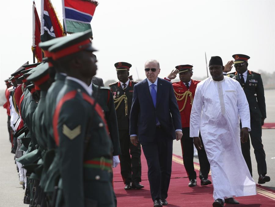 Η Αφρική κρατά τον Ερντογάν ισχυρό…