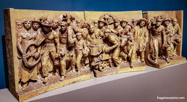 """Nashville: Exposição """"Paris 1900"""" no Frist Art Museum (Museu de Arte Frist)"""