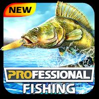 Professional Fishing Mod Apk
