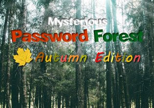 Mysterious Password Forest