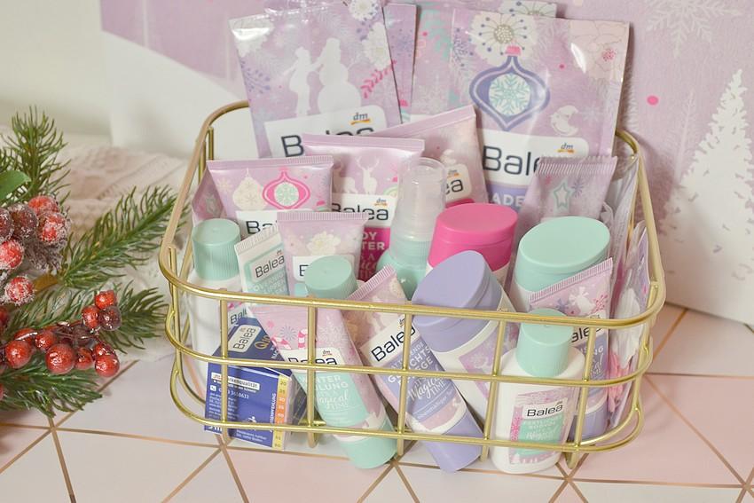 balea kosmetyczny kalendarz 2019