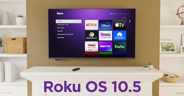 Roku anuncia Roku OS 10.5 y nuevos dispositivos Streaming Stick y Ultra LT
