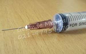 cari disable syringe sunny protek 3cc