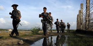 Patroli Myanmar