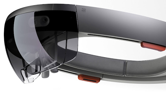 HoloLens 2 Unveiled at MWC 2019 by Microsoft