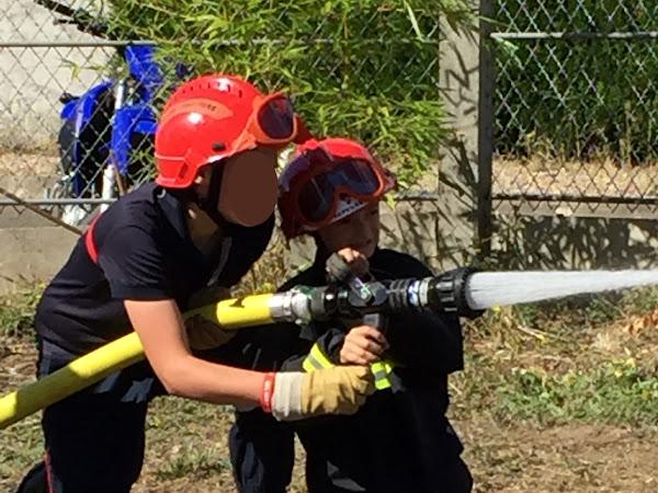 Devenir Jeune Sapeur-Pompier