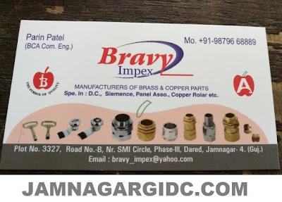 BRAVY IMPEX - 9879668889