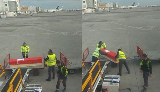 🎥 VÍDEO | Marruecos transporta a sus soldados muertos en aviones civiles.