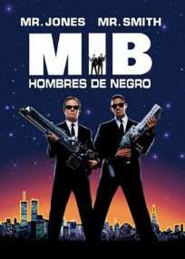 Hombres de negro 1 (Men in Black) (1997) Online latino hd