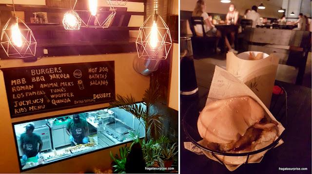 Mecky's Burguer Bar, hamburgueria em Santa Maria, Ilha do Sal