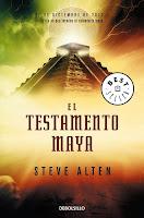 Trilogía Maya I: El Testamento Maya, de Steve Alten