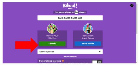 Panduan Penggunaan Kahoot 17