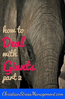 How to deal with giants part 2