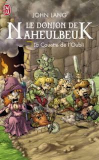 Le Donjon de Naheulbeuk - La couette de l'oubli (John Lang)