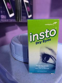Insto Dry Eyes, Cara Mudah Mengatasi Mata Kering yang Sering Terjadi