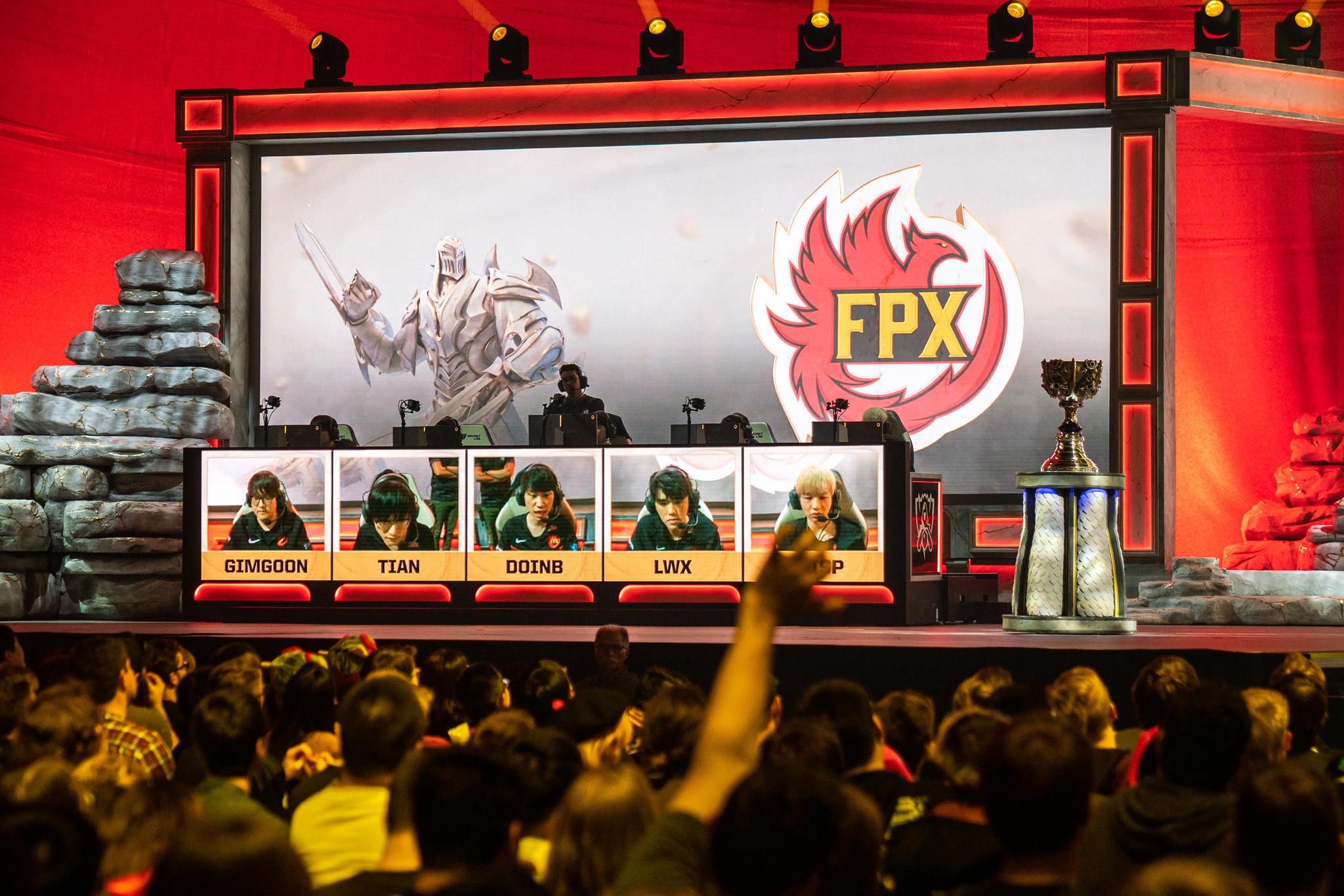 Vòng bảng CKTG 2019: Tian quá xuất sắc, GAM bị bóp nghẹt trước FPX