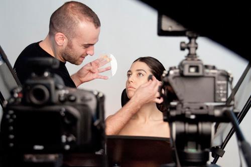 5 Tips básicos para fotógrafos: Cómo maquillar modelos para una sesión fotográfica, sin maquilladora