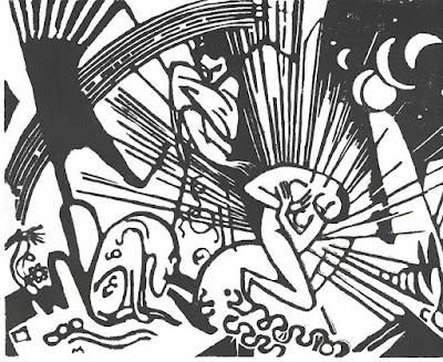 Franz Marc - Die Versöhnung