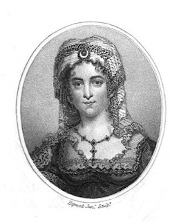 Marchioness of Hertford  from Ladies' Monthly Museum (1816)
