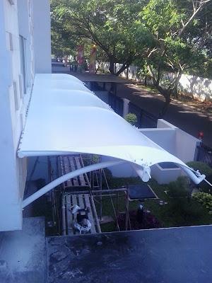 jasa pasang tenda membrane