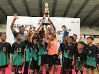 SSB Sipakarennu Pangkep Wakili Sulsel Diajang Seaft Championship Tingkat Nasional