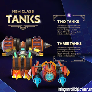 Hero tank clash