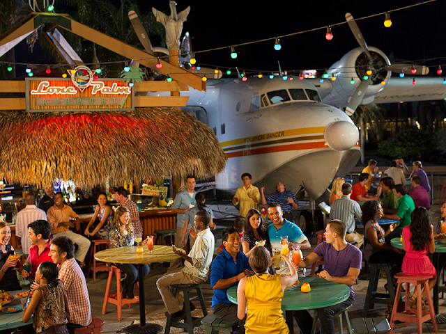 Restaurante Jimmy Buffett's Margaritaville no CityWalk