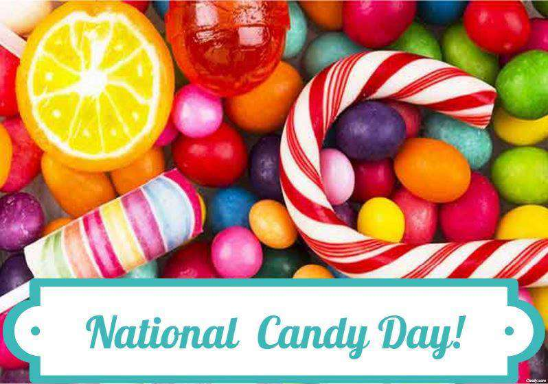 National Candy Day Wishes Images